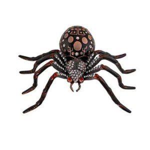 Accents - Steampunk Spider Trinket Box